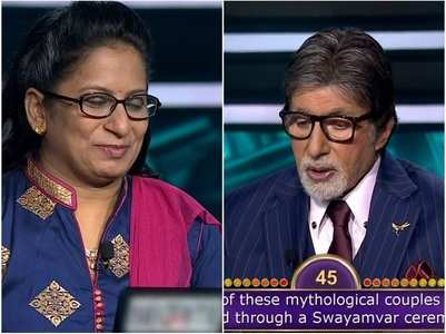 KBC 12: Big B lauds this single mother