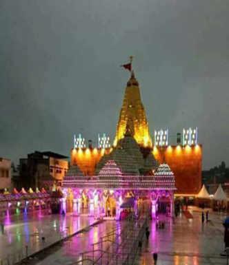 Darshan timing extended at Ambaji temple for Navratri