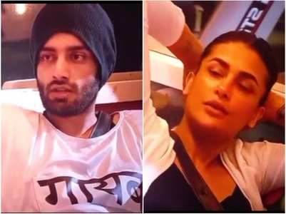 BB14: Shehzad tells Pavitra never trust Eijaz