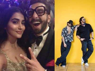 Pooja calls Ranveer-Rohit a super-talented duo