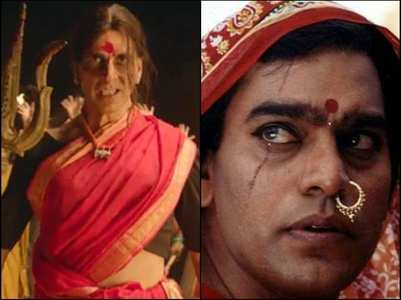 Celebs who played transgender in films