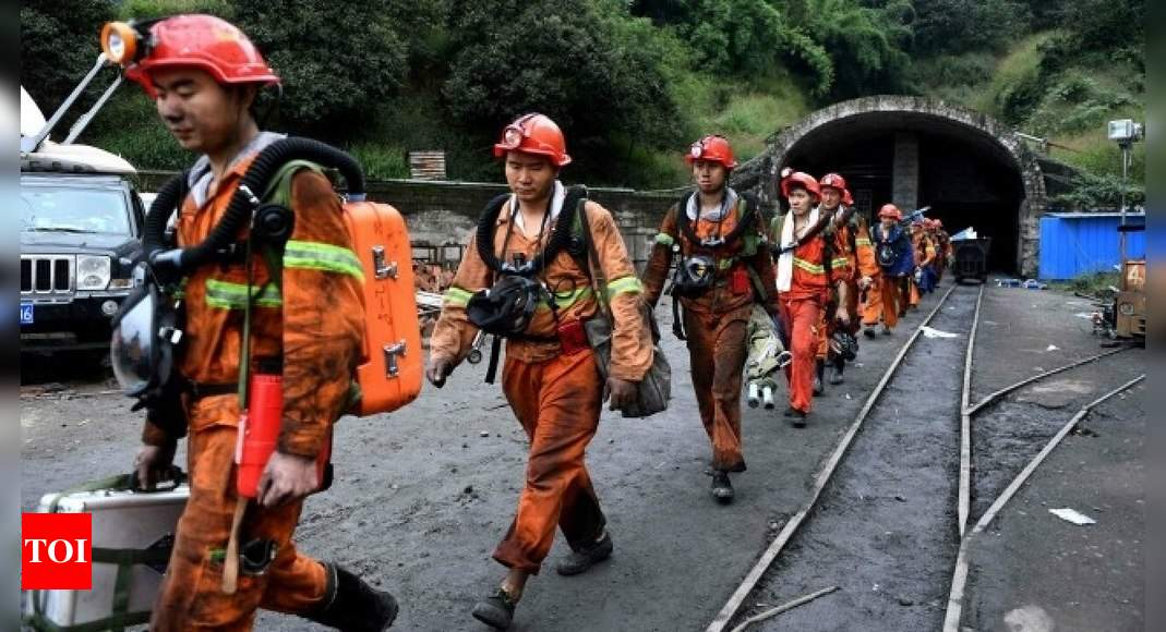 Gas explosion leaves 4 dead in China's coal mine