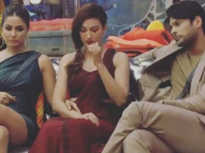 Gauahar-Hina ask BB to take action against Sid
