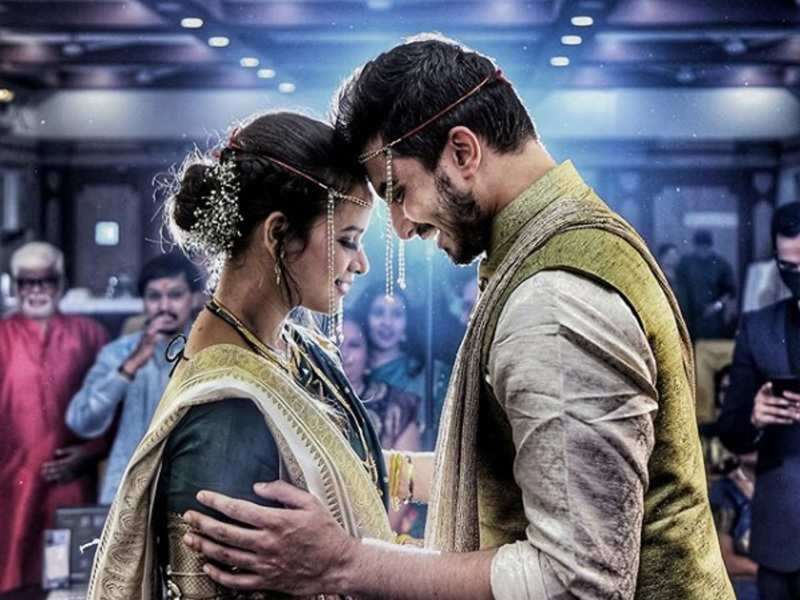 TV actors Madhura Joshi and Guru Divekar tie the knot