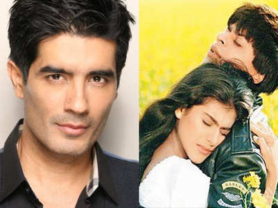 Manish fondly shares his memories of 'DDLJ'