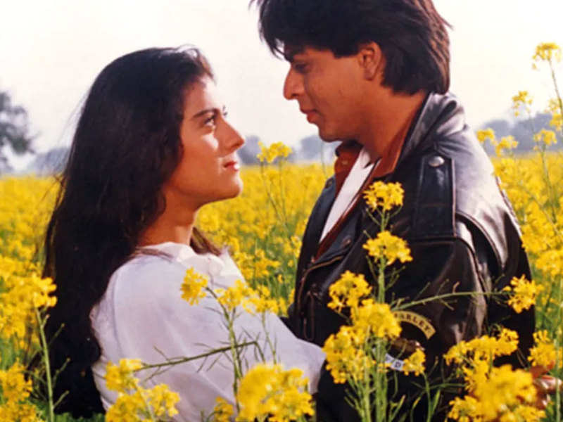 Photo: DDLJ Movie Still