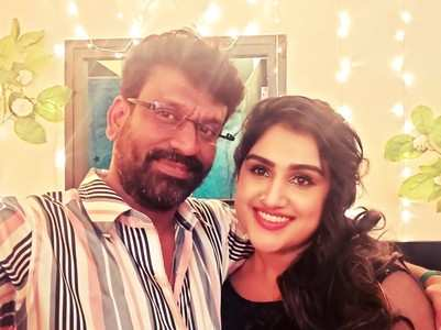 Here's why Vanitha asked hubby to leave