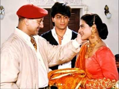 Anupam Kher: Proud to be a part of DDLJ