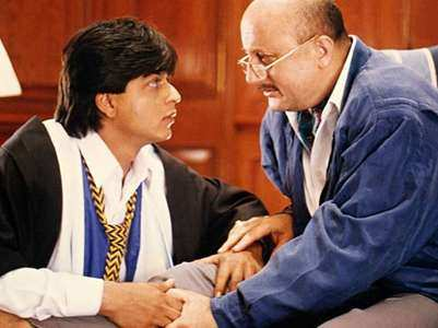 DDLJ was a tribute to my father: Anupam Kher