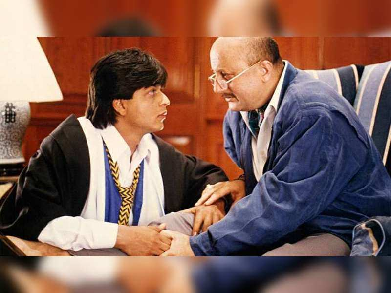 The character that I played in DDLJ was a tribute to my father: Anupam Kher