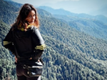 The gorgeous 'Bareilly Ki Barfi' actress Swati Semwal is a true 'queen of adventure'