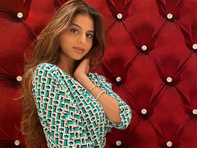 Can you guess the price of Suhana Khan's luxury dress?