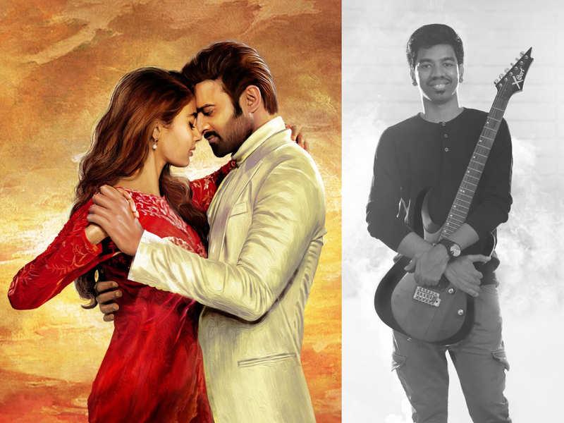 Justin Prabhakaran to compose music for Prabhas' Radhe Shyam