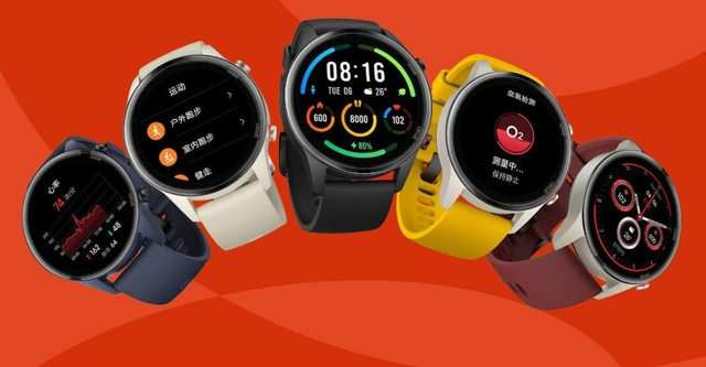 Xiaomi Mi Watch Color Sports Edition with 17 sports modes launched