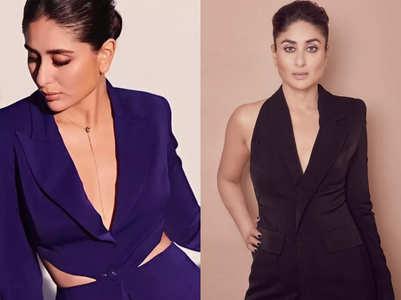 5 hot and new ways to wear a pantsuit like Kareena Kapoor Khan
