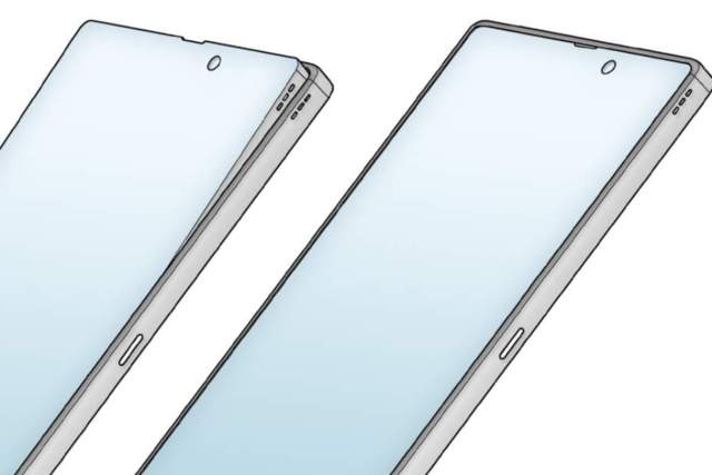 Samsung may be working on a smartphone with pop-out display