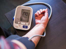 The best time to take your blood pressure reading
