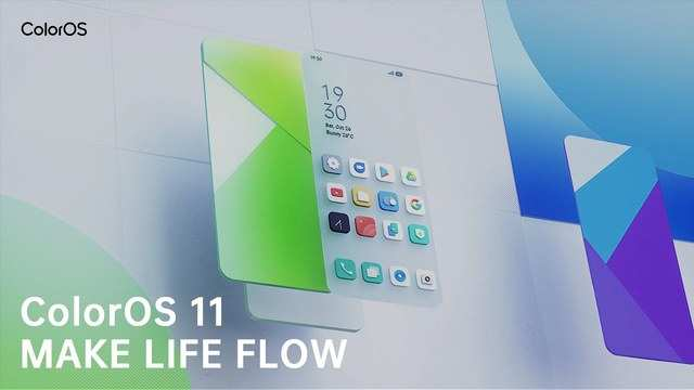 The OPPO ColorOS 11 brings an unmatched lag-free smartphone experience to the F17 Pro that will #MakeLifeFlow