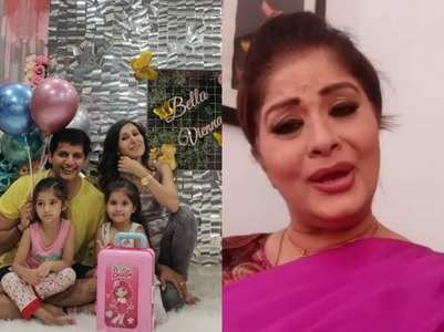 Sudha wishes for Karanvir's twins; watch