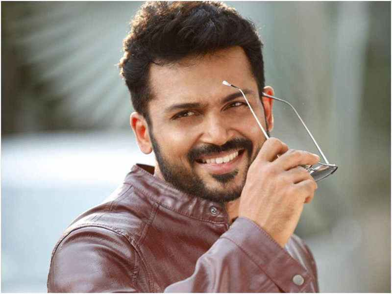 Karthi turns dad for the second time