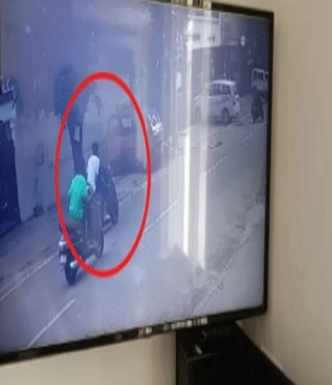 Video: Guard robbed of money kept for mum's treatment