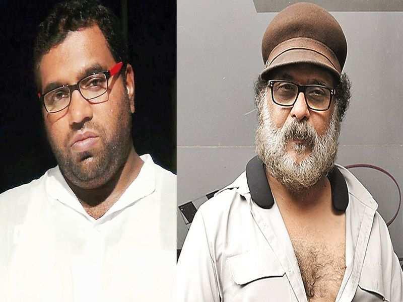 BM Giriraj feels he's fortunate to direct V Ravichandran in his next