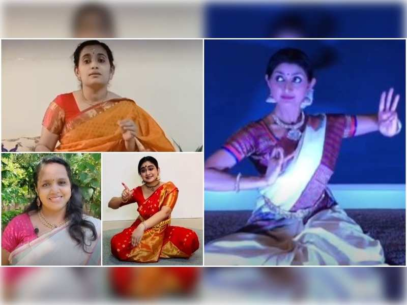 Divyaa Unni presents Navratri series of dance and music with sister and cousins