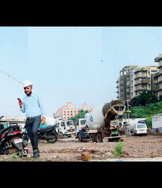 DP road linking Viman Nagar to Lohegaon can't be found by PMC