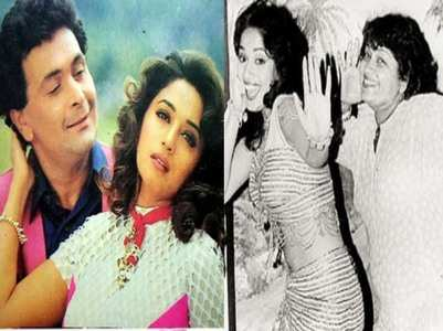 Madhuri on working with Rishi in 'Yaraana'