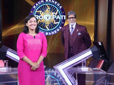 KBC12: Caller urges Big B to visit his village