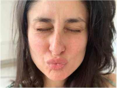 Kareena shares a stunning 'pouting' selfie