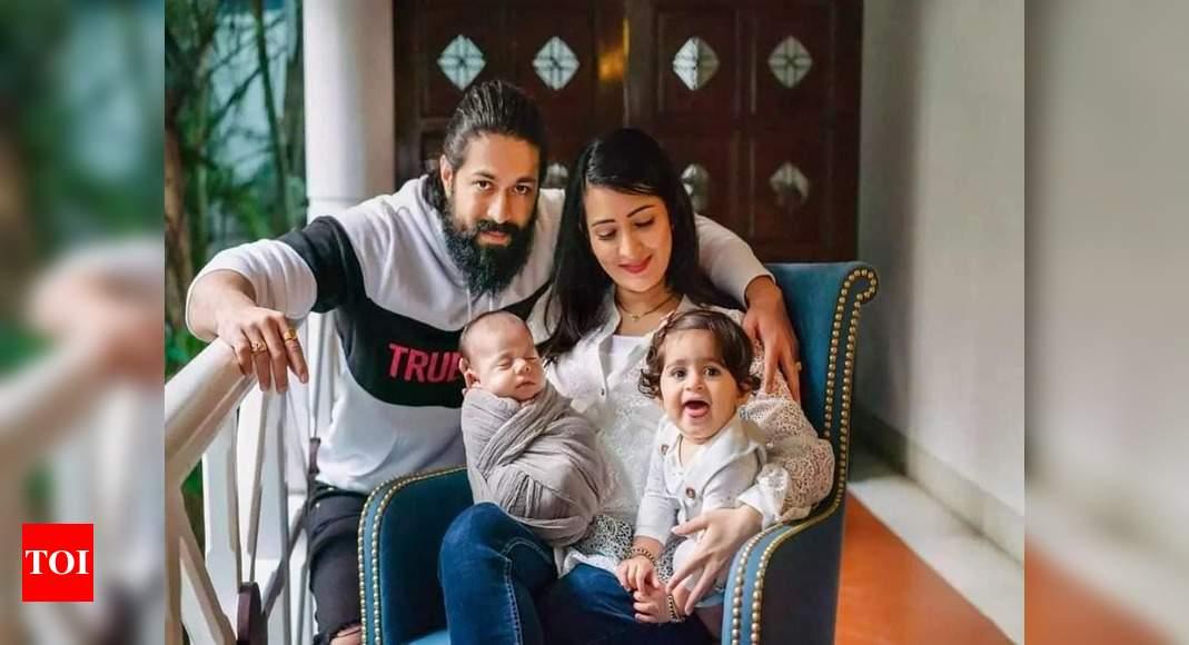 Yash and Radhika Pandit's love story