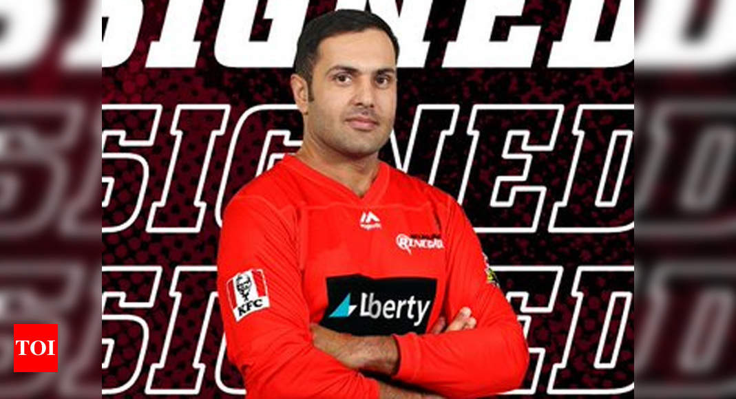 Mohammad Nabi re-signs for Melbourne Renegades