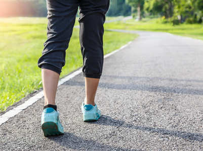 The number of steps you need to walk daily to lose weight