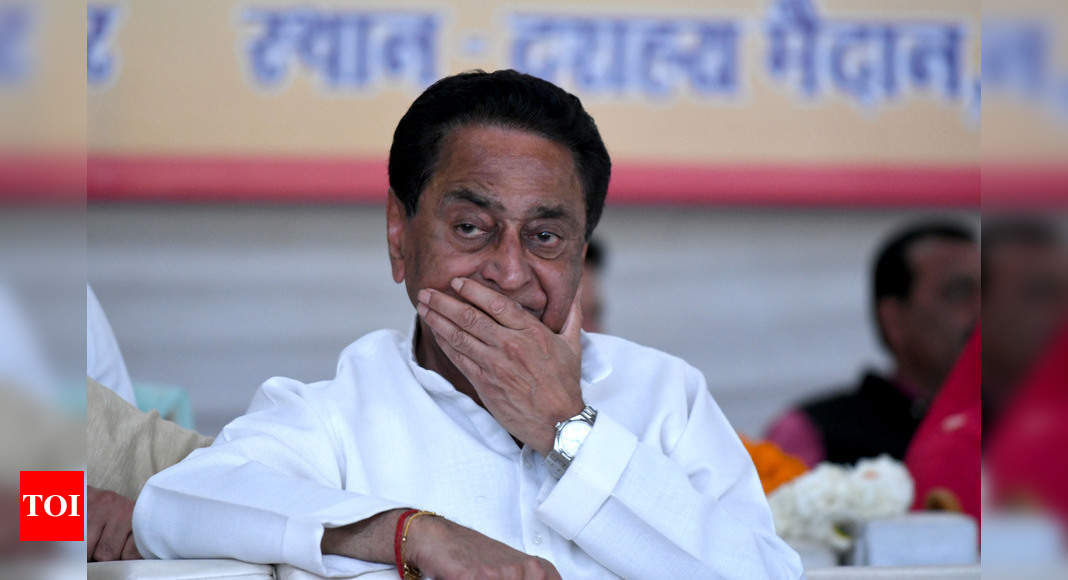 MP bypolls: EC issues notice to Kamal Nath over 'item' remark
