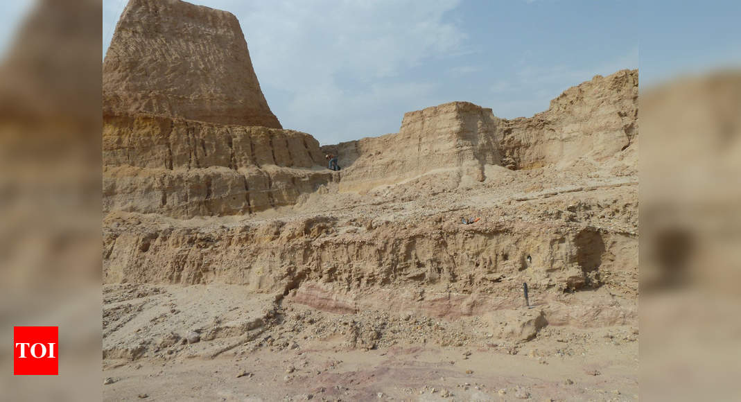 Lost' river that ran through Thar desert 172k years ago discovered