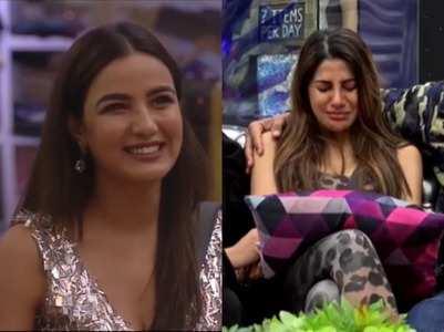 BB14: Rubina, Abhinav, Jasmin mock Nikki