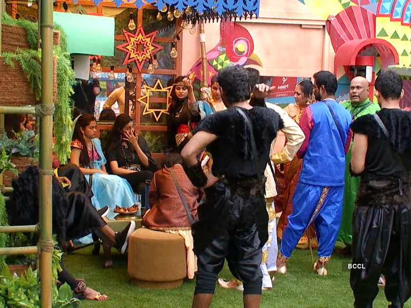 Bigg Boss Tamil 4, Day 17, October 21, highlights: Sanam Shetty - Suresh Chakravarthy get into a huge fight; the latter wants to quit the show