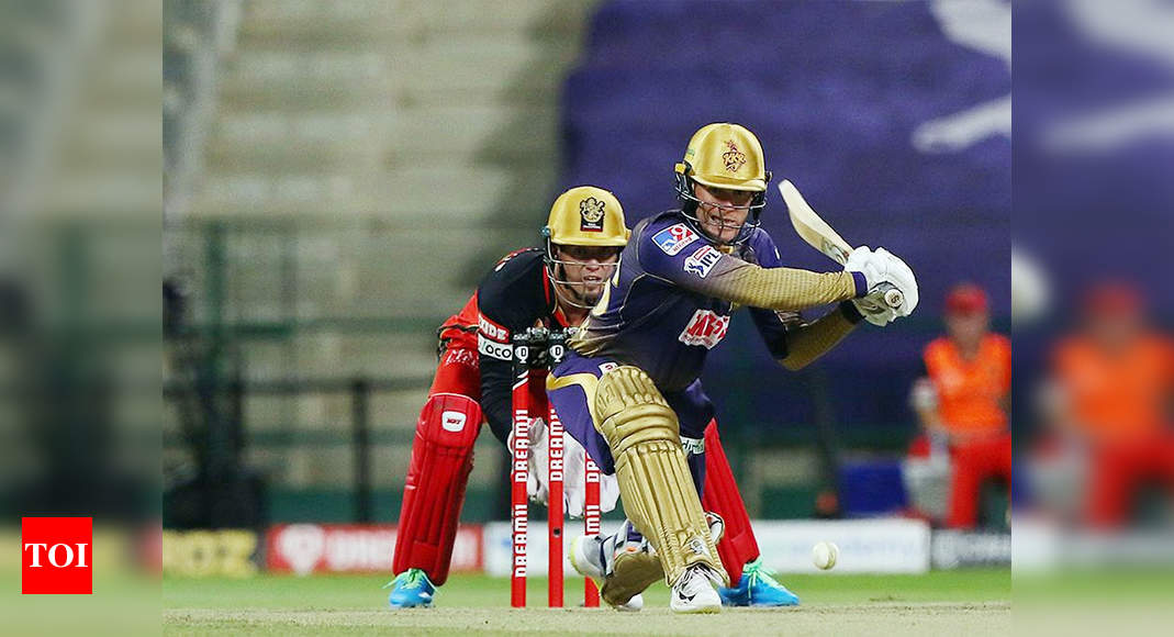 RCB bowled well, we should've countered better: Morgan
