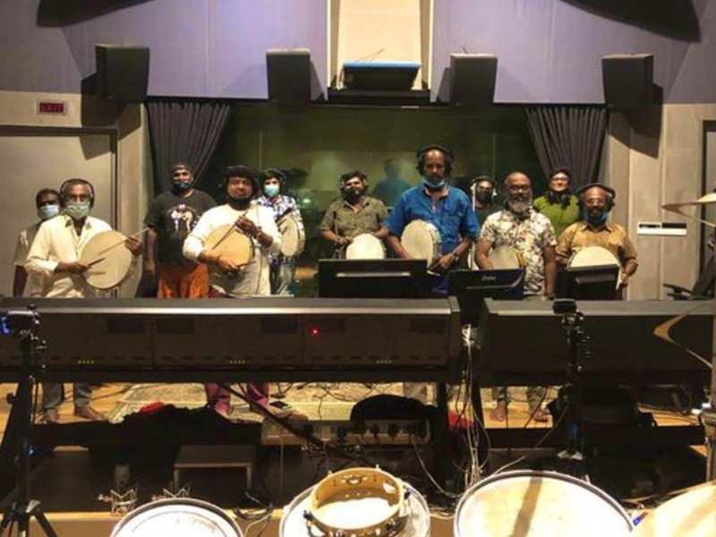 #SilambarasanTR46: Music composer Thaman to starts work on the music of the Simbu starrer