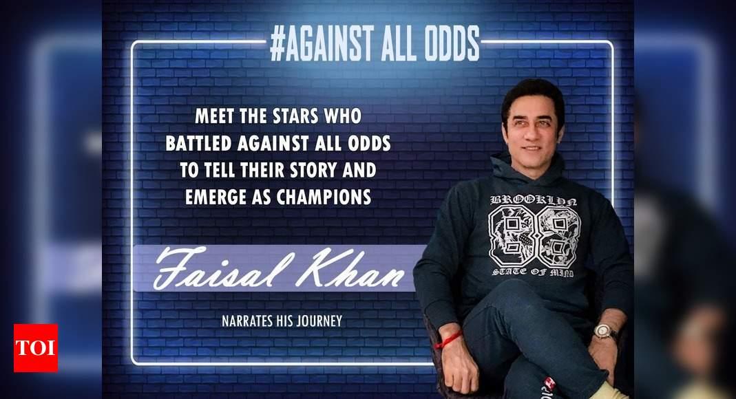 Faisal: How do I break out of Aamir's shadow?