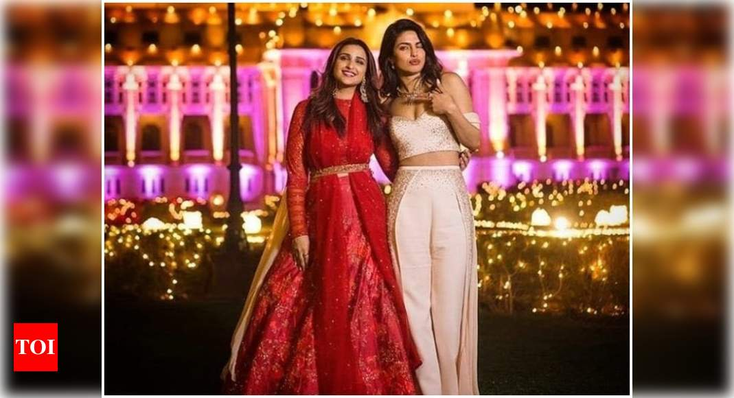 Priyanka's sweet b'day wish for Parineeti