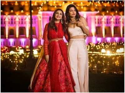 Priyanka's sweet b'day wish for Parineeti