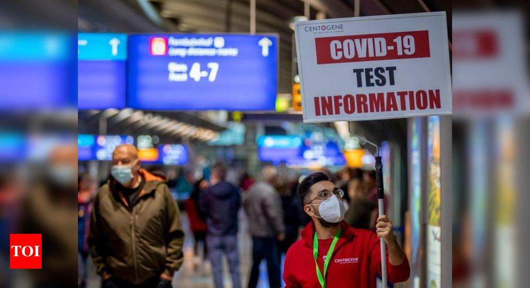 Covid-19: Virus situation in Germany 'very serious'