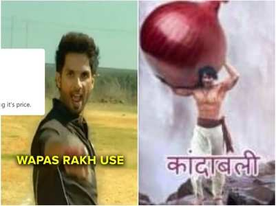 B'wood memes of onion price hike