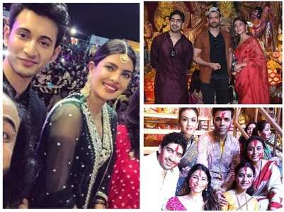 Throwback: Celebs celebrating Navratri