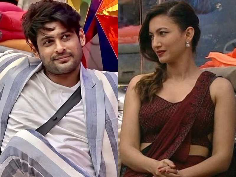 Bigg Boss 14: Sidharth Shukla tweets about bonding well with Gauahar Khan; she asks the 'busy man' to check his Whatsapp first