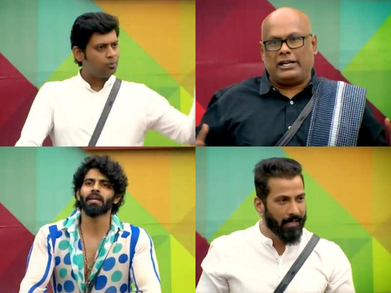 Bigg Boss Tamil 4: Contestants throw jibes at each other during the latest task