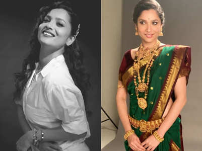 Ankita Lokhande's style is all about being fierce