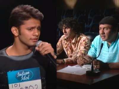 When Sonu Nigam scolded Rahul Vaidya